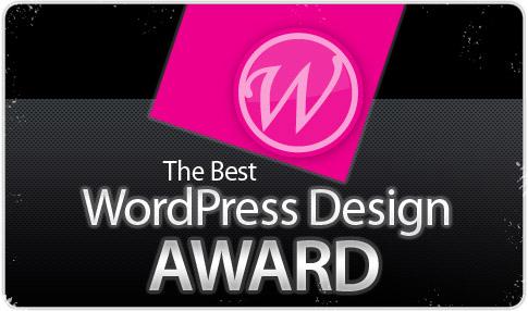 Best WordPress Design Award