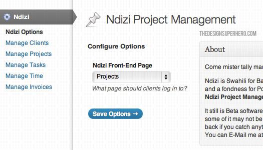 Free Project Management Tool Plugin Ndizi